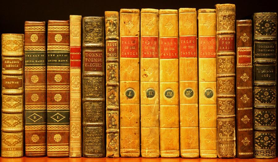 Lesestoff fra generasjon til generasjon