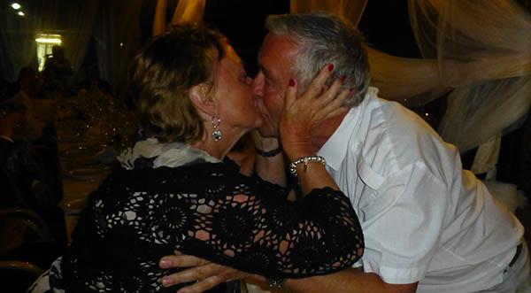 Mamma og pappa har vært gift i 51 år!