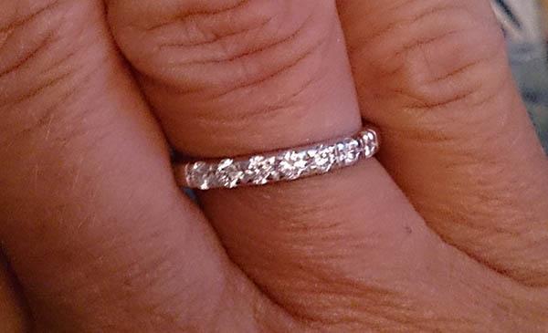 Diamantene mine :)