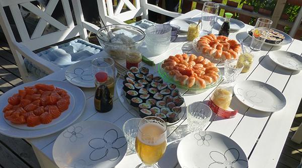 sushi-ute