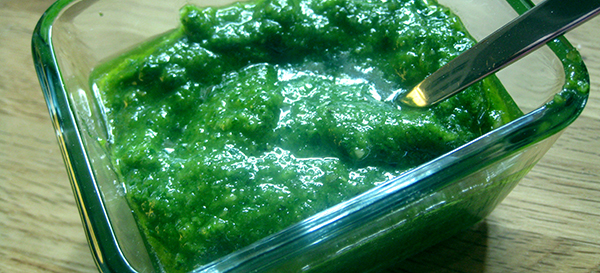hjemmelaget-gronn-pesto