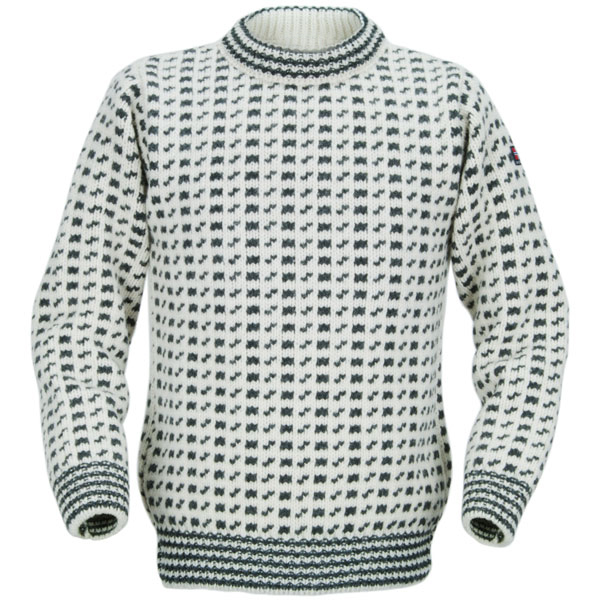 Devold Islender Sweater – SKRIBLERIER FRA GRETES HODE
