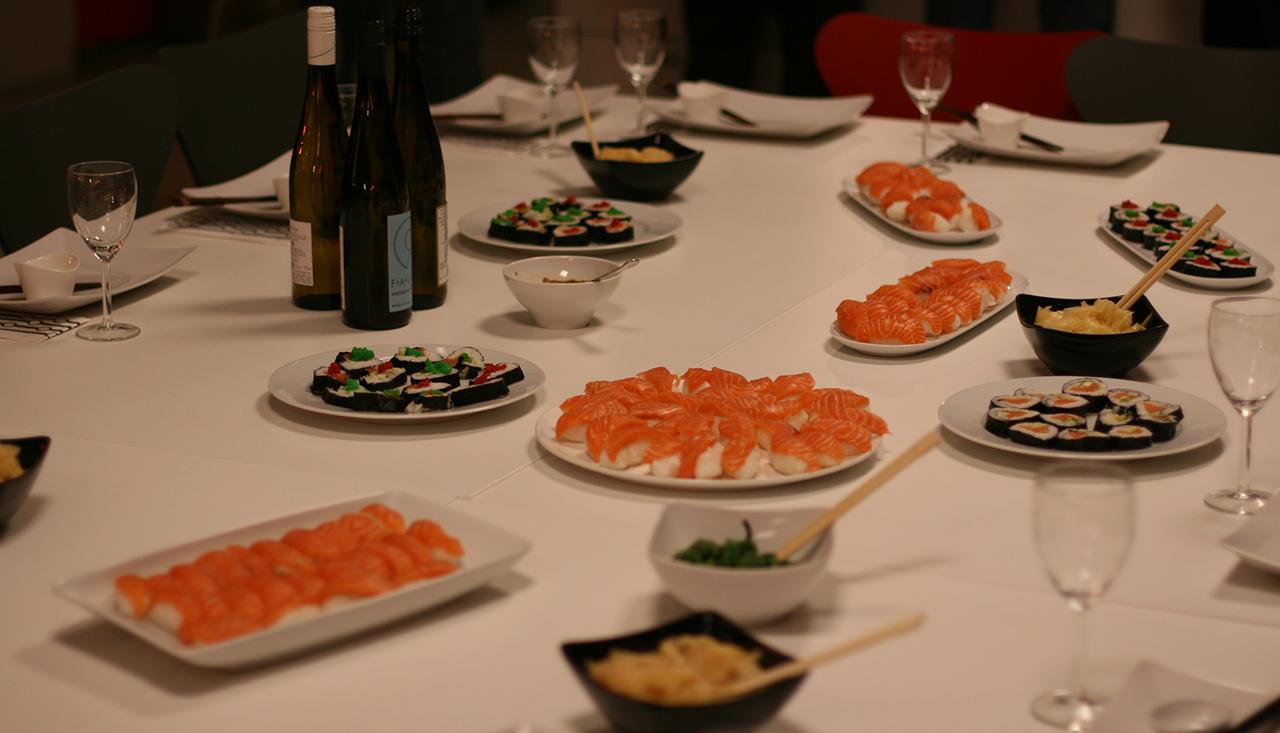 sushi-bord